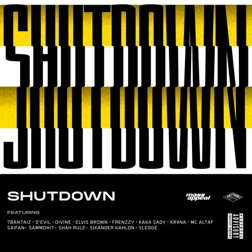 Shutdown By Divine, Sikander Kahlon and others... full mp3 album