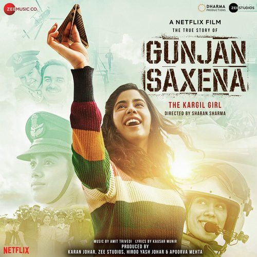 Dhoom Dhadaka Sukhwinder Singh mp3 song download, Gunjan Saxena The Kargil Girl Sukhwinder Singh full album
