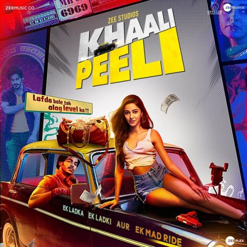 Khaali Peeli By Divya Kumar, Nakash Aziz and others... full mp3 album
