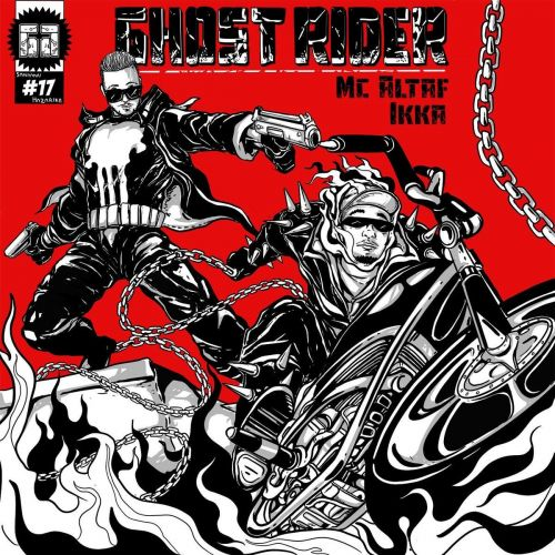 Ghost Rider Ikka, MC Altaf mp3 song download, Ghost Rider Ikka, MC Altaf full album