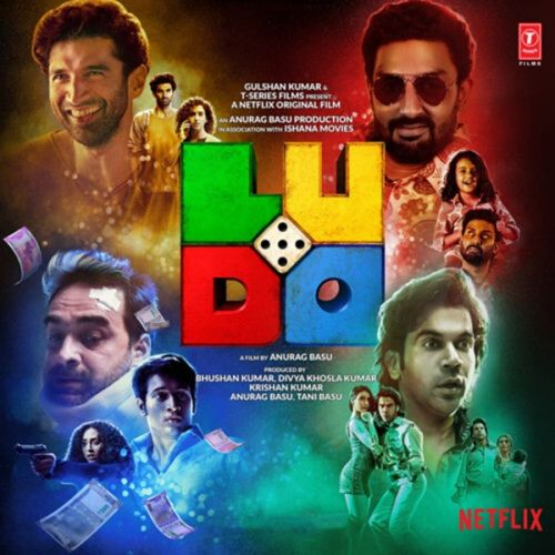 Ludo By Shilpa Rao, Arijit Singh and others... full mp3 album